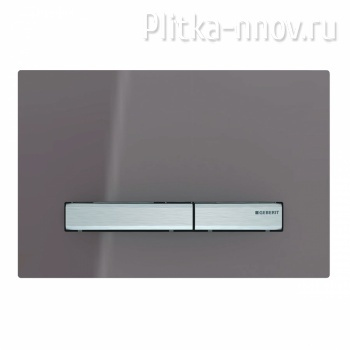 Geberit Sigma 50 115.788.SQ.2 umber glass/сталь
